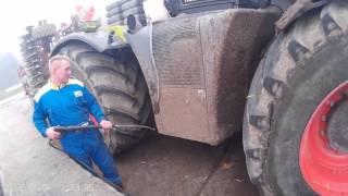 hyperin agri - środek do skutecznego i bezpiecznego mycia maszyn rolniczych.
