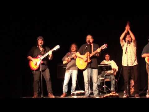 Del Pueblo del Barrio Concert à Lausanne 1er partie