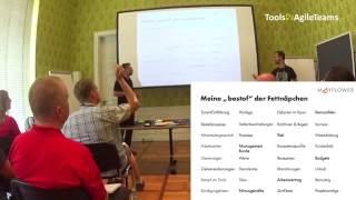 Agile Transition: Unsere schönsten Fettnäpfchen (Albrecht Günther, Tools4AgileTeams 2016)