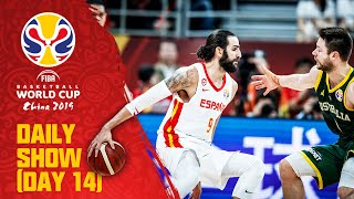 Daily Show | Day 14 | Semi-Finals | FIBA Basketball World Cup 2019