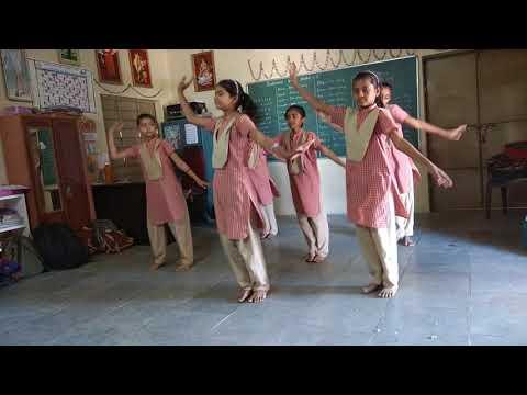 Gujarati leri lala dance datrana vadi shala 1