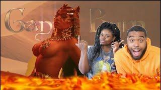 OMG NICKI THICC 😍🍑 | Nicki Minaj - Ganja Burn (Official Music Video) Queen Album | REACTION!!!