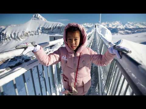 Alpen in Gefahr – Der Klimawandel in den Schweizer Bergen (Doku)