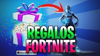 REGALO DÍA 4 DE LOS *14 DÍAS DE FORTNITE*!! Fortnite Battle Royale Regalo 4 fortnite