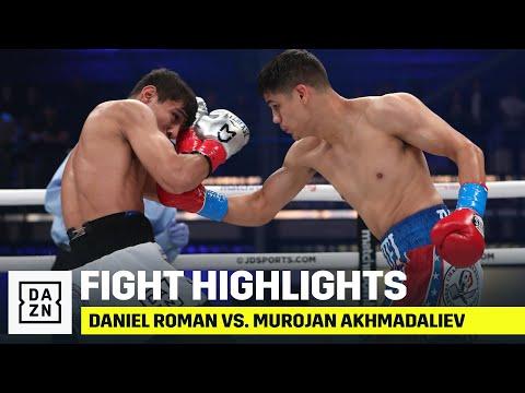 HIGHLIGHTS | Daniel Roman Vs. Murojan Akhmadaliev