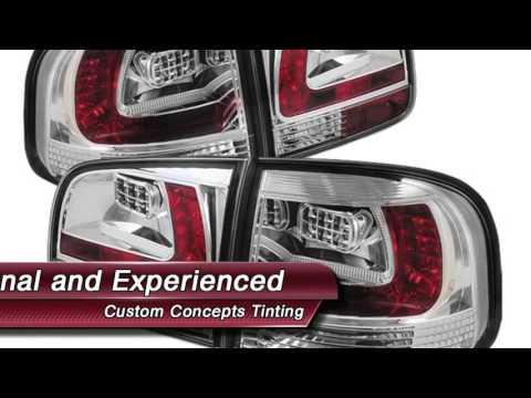 Custom Car Lighting Kits in Reno Nevada | Custom Concepts Tinting