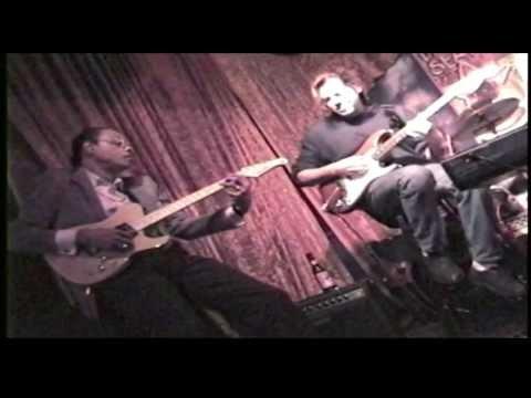 SuperJam at Dark Star Club w Cornell Dupree, Jeff Golub, Jonny Rosch and Friends  Dec 19,1997 Pt 1