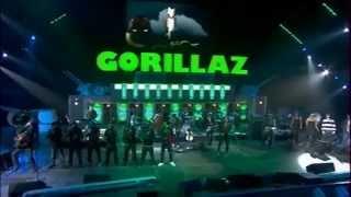 Gorillaz - Broken (Live @ La Musicale)