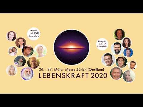 Lebenskraftmesse 2020 - Erlebnismesse und Kongress