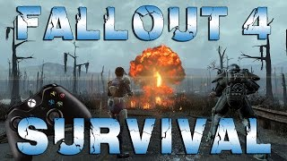 Fallout 4 (PC) Survival with Gamepad