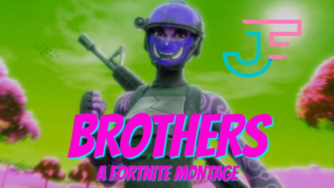 "Fortnite Montage - ""BROTHERS"" (Lil Tjay)"