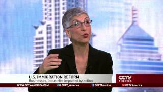 Undocumented immigrant Richard Hornos discusses impact of US immigration policy