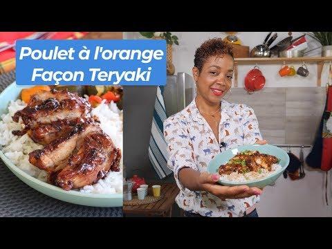 le-poulet-à-l'orange-façon-teriyaki