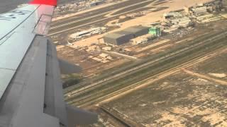 اقلاع طائرة الخطوط الجوية التركية من مطار بغداد يوم 3 / 3/ 2014