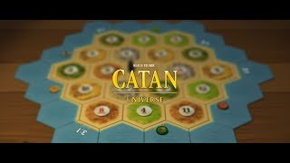Catan #13: Cities & Knights - The First Island (3 players) *EPIC*