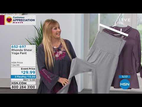 HSN | Body Solutions by Rhonda Shear . http://bit.ly/2FRvjJg