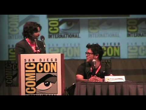 ComicCon '10 Scott Pilgrim Panel Part 1