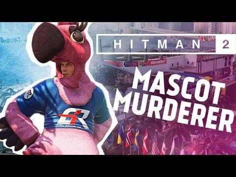 HITMAN 2 : MASCOT MURDERER