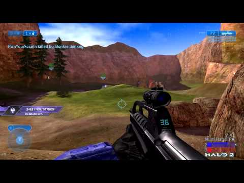 Halo 2 Classic - Big Team Battle Capture the Flag - Coagulation (XBOX ONE)