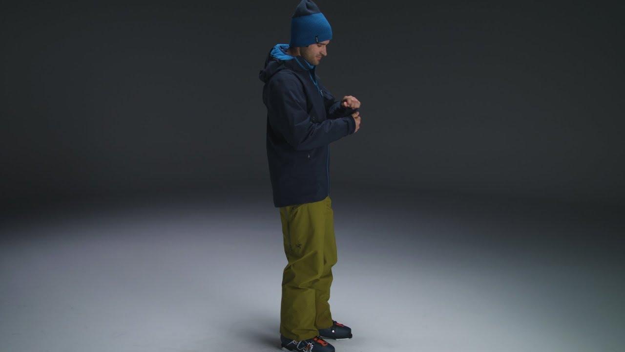 45a20edf73 Arc'teryx - Sidewinder Jacket Men's - Tui - YouTube