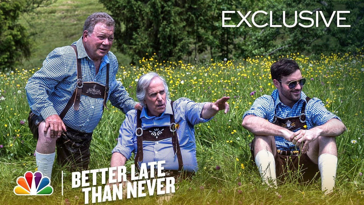 Download Better Late Than Never - Fun Facts with Better Late Than Never (Digital Exclusive)