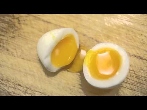 Сколько перевариваются яйца вареные