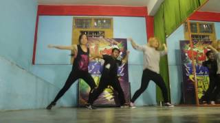 Dawin - Dessert || Alan Rinawma Dance Choreography