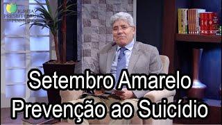 Setembro Amarelo - Prevenção ao Suicídio - Trocando Ideias 072