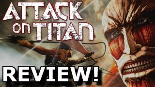 Attack On Titan Review! A Giant Mess? (PS4/Xbox One)