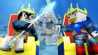 - Atlanteans A Minecraft Parody of David Guetta Titanium Minecraft Song