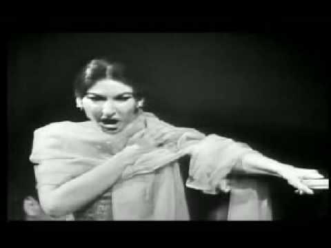 María Callas Live in Concert Macbeth VERDI   Nel dì della vittoria