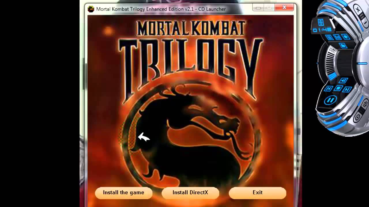 Mortal Kombat Trilogy ПК скачать
