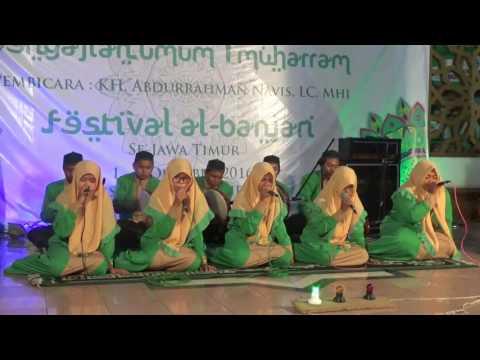 Ar rohmah Juara 1 - Fesban Masjid Al Hidayah Gedangan 2016
