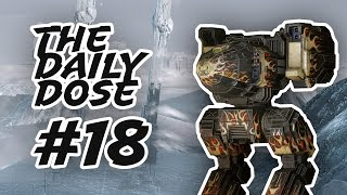 Fistfight with an Atlas - Stalker STK-3H - Mechwarrior Online - The Daily Dose #18