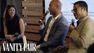 Key & Peele Reveal Their Weirdest Fan Encounters - Vanity Fair Social Club - Emmys 2015