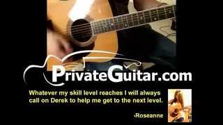 Fort Worth Guitar Lessons - PrivateGuitar.com