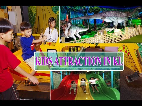 Top 10 Kids Attraction in Kuala Lumpur | 10 Best Things to Do With Kids Malaysia | Kids Spot in KL