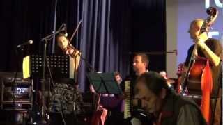 Czardas (Monti) violin, accordion, bass