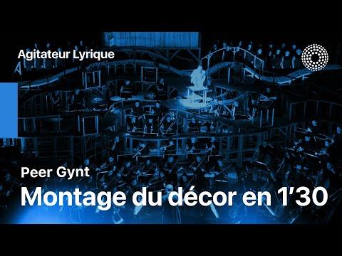 Timelapse Peergynt - Opéra de Limoges