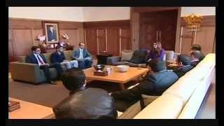 H M Queen Rania meets with local volunteer groups Jordan4x4Club