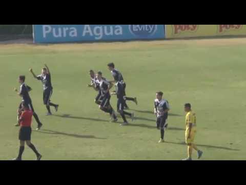 SUB 15 MIRASSOL FC X PONTE PRETA