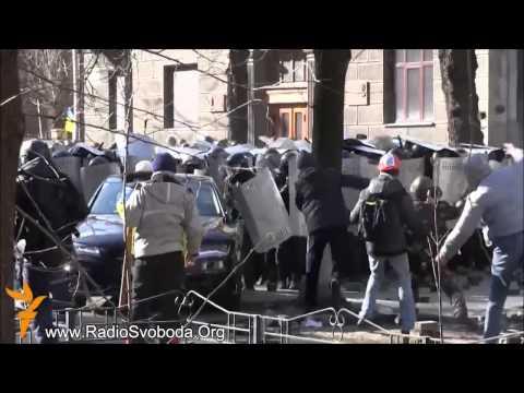 Kiev Ukraina 18.02.2014