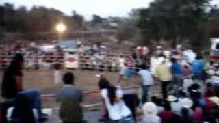 jaripeo en la fiesta del espinal 2008