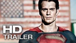 MAN OF STEEL Trailer 4 Deutsch German | 2013 Official Superman [HD]