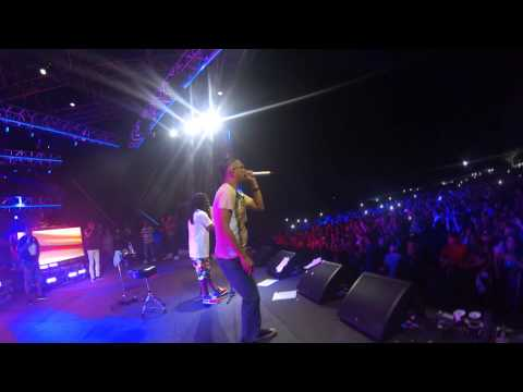 Plan B Ft Tego Calderon (Live) - Zapatito Roto