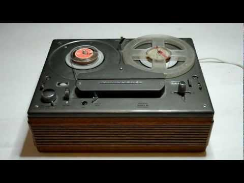 Tandberg Series 84 Tape Recorder (tube Amp)
