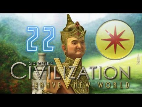 The Last Straw [22] Siam Civilization 5 Brave New World