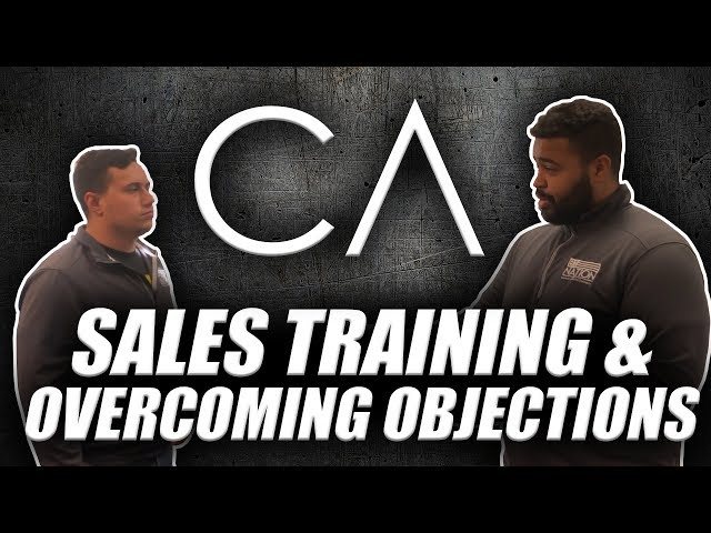 Watch My Sales Team Overcome Objections! [Sales Training]