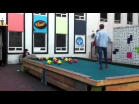 Football Pool at Faktory in Reykjavik