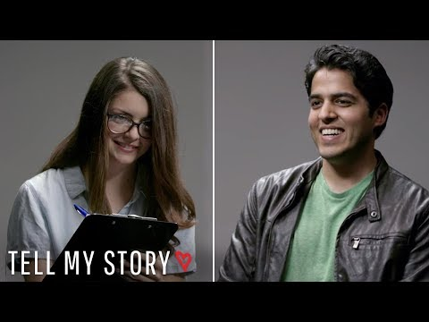 Is Fifty Shades of Grey Your Answer? REALLY? | Tell My Story, Blind Date